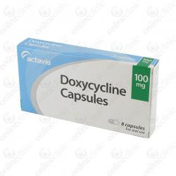 Doxycycline 100mg x 56