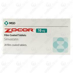 Zocor 20mg x 84
